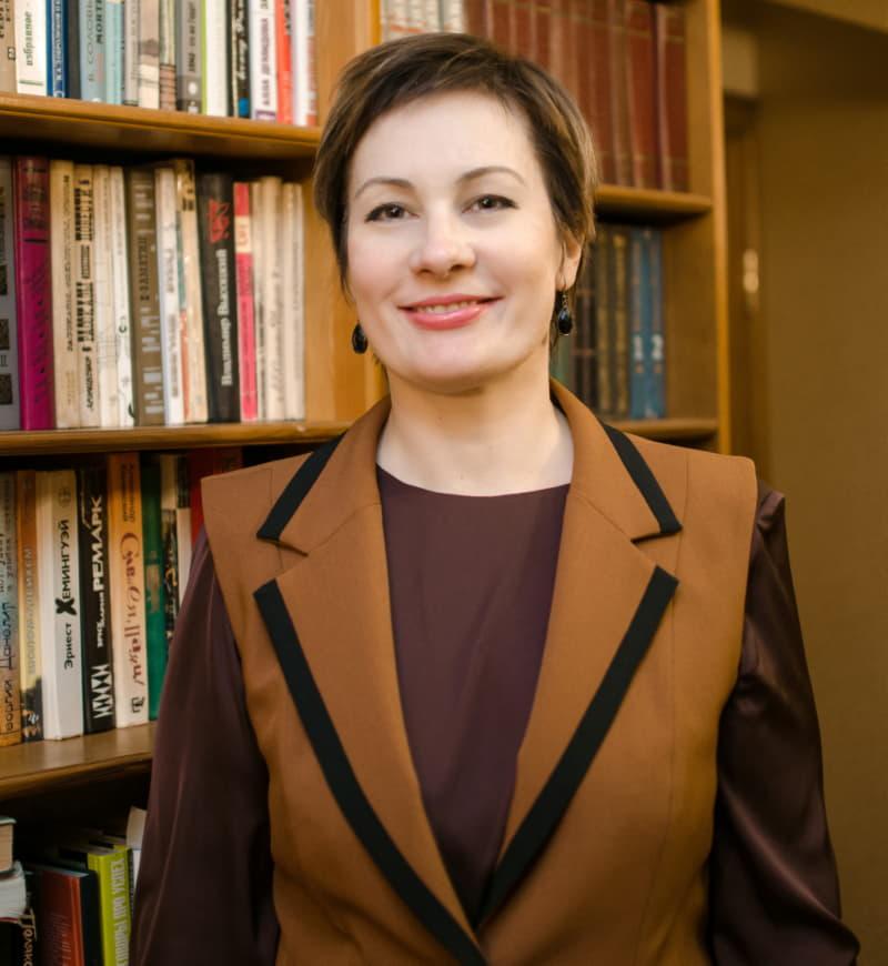 Татьяна Трощинская-Степушина