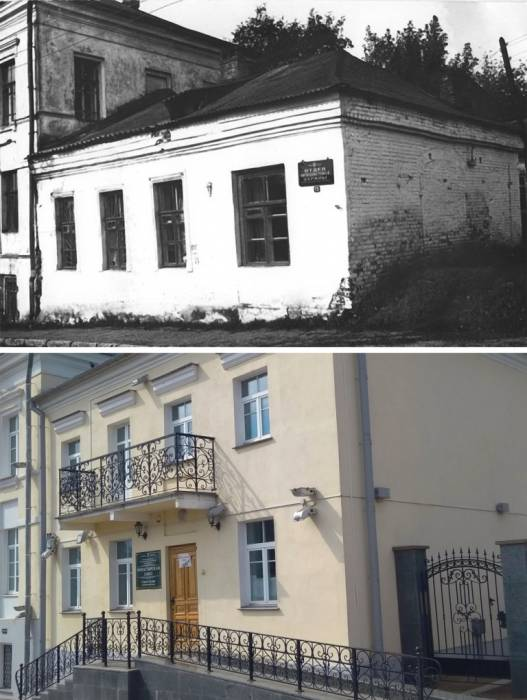 Дом №13 по улице Толстого