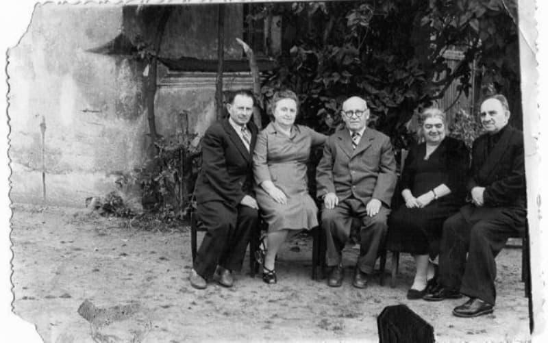 Семья Файнберг