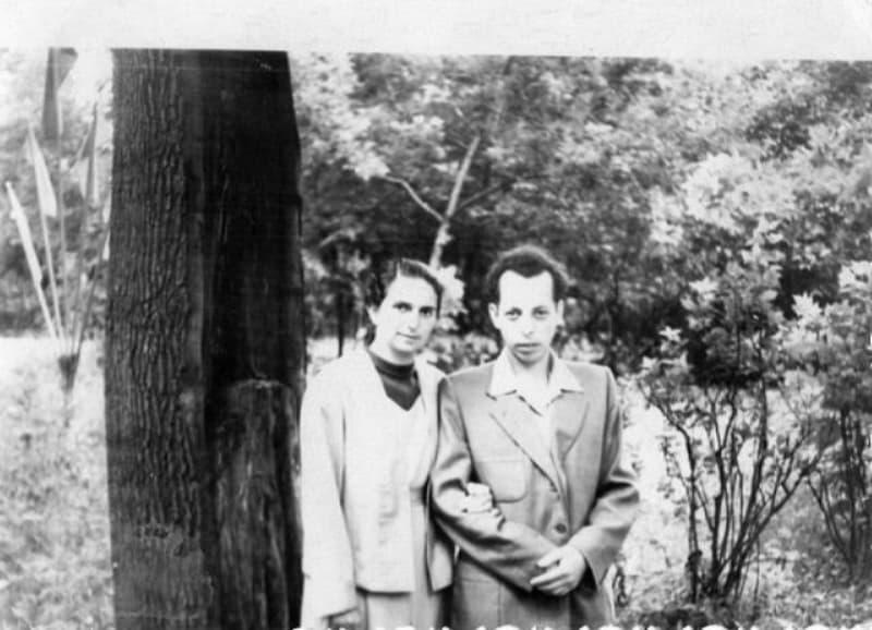 Семья Файнберг из Витебска