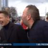 В Минске нашли мужчину, который плюнул в лицо корреспонденту «Беларусь 1»