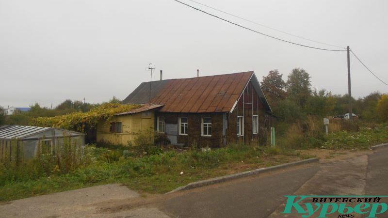 Дом у дороги на Тулово