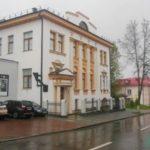 5 необычных фактов об уникальном здании ВНХУ на улице Марка Шагала в Витебске