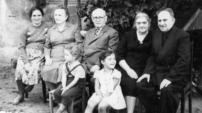 Дружная семья Файнберг
