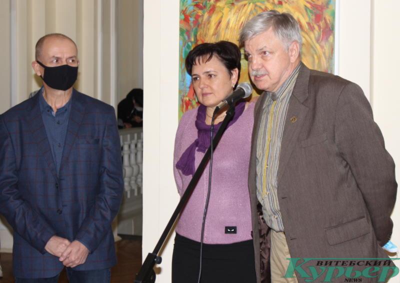 Преподаватели витебского худграфа