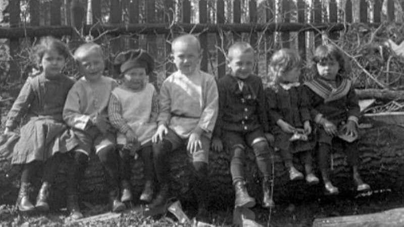 Дети в 1920-х годах