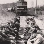 Как в 1991 году в Орше протестующие заблокировали движение поездов