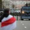 В Минске были взрывы светошумовых гранат. В МВД пояснили, что применяли спецсредства