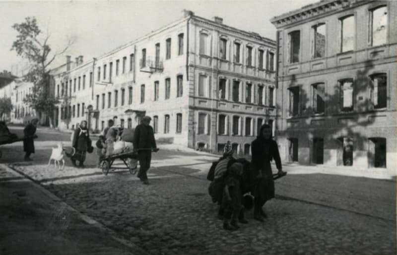 Освобожденный Витебск